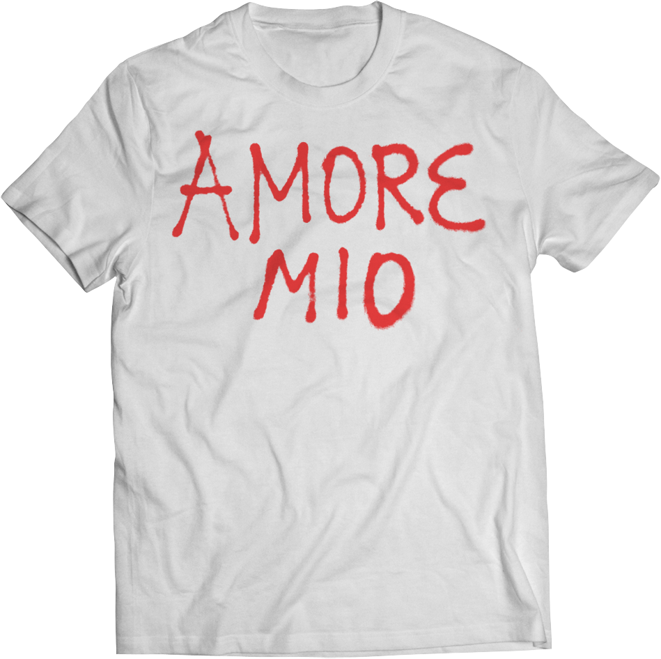 UNION EDITIONS Amore Mio T-Shirt Copy